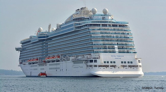 Southeast Alaska pilots raise concerns over Royal Princess megaship