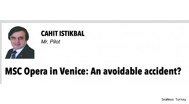 MSC Opera in Venice: An avoidable accident?