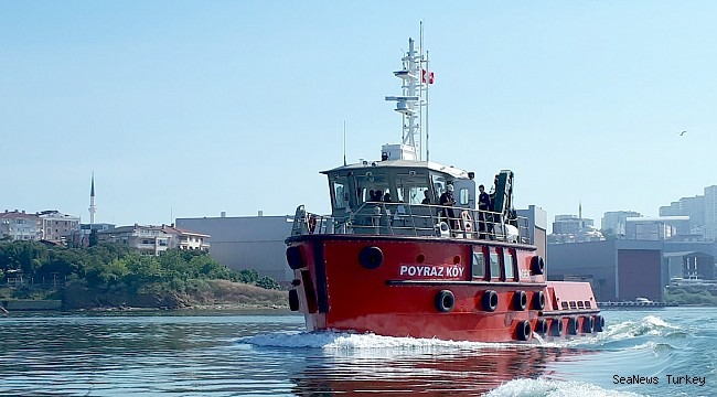Sanmar Shipyards delivered the first RAlly 1900-SX to Düzgit Group