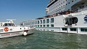 The pilot and the captain  of the Msc Opera under investigation on accident