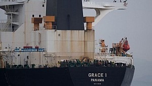 Gibraltar to release Iranian oil tanker 'Grace 1' today