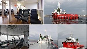 Busy Bosphorus Receives New Design of Multipurpose Boat