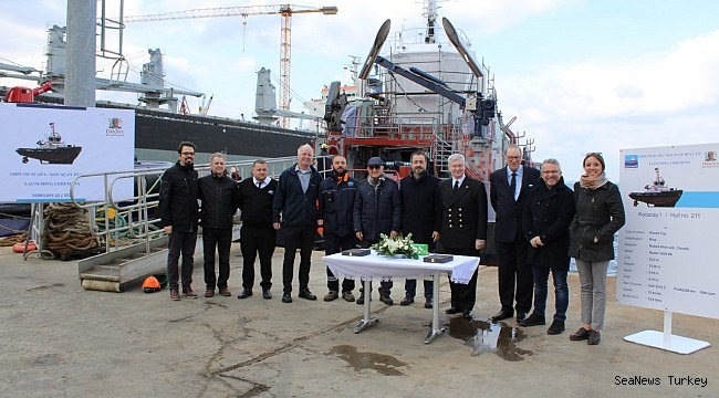 Odin of Scapa Launched