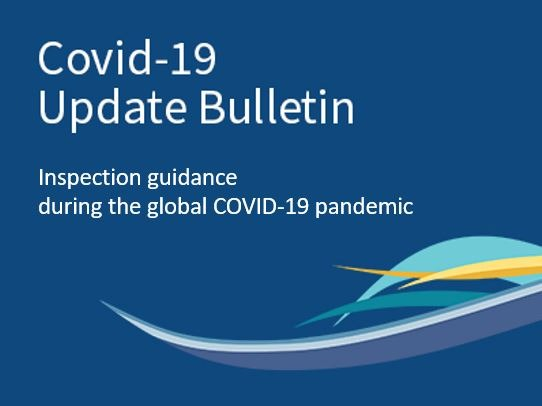 Guidance to inspectors during the COVID-19 Pandemic