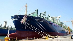 HMM Names World's Largest Container Vessel, HMM Algeciras