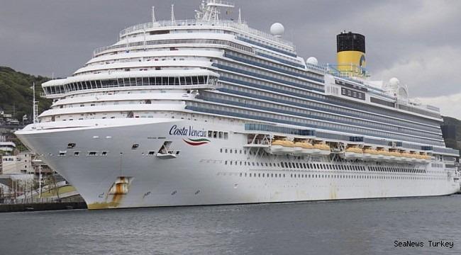 Virus found in 14 more crew on cruise ship docked in Nagasaki