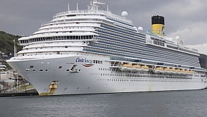 Virus found in 14 more crew on cruise ship docked in Nagasaki
