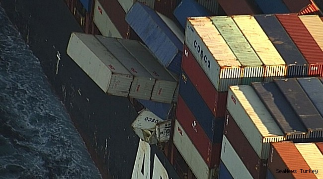 AMSA responding to loss of containers from ship off NSW Coast