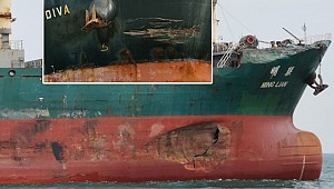 Bulk carrier CASTA DIVA collided with the Chinese bulk carrier MING LIAN off Shanghai