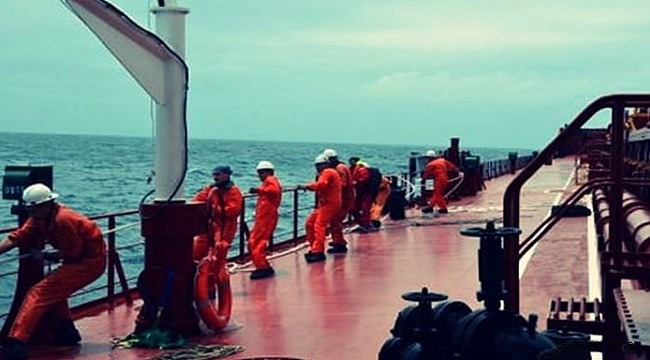 Crew members stranded on board ships face mental, physical problems