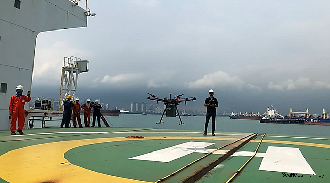 GAC supports Singapore-based start-up to develop greener drones