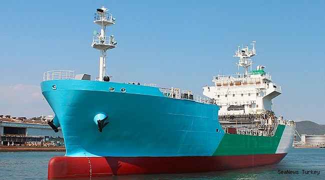 Japan's First LNG Bunkering Vessel Launched