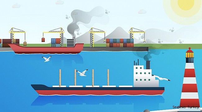 Maritime transportation representing 3.7% of total EU CO2 emissions