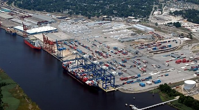 North Carolina Ports sets record for reefer box volume in April