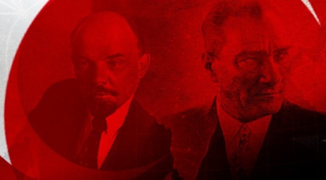 Turkish-Russian rapprochement 100 years after Ataturk's first letter to Lenin