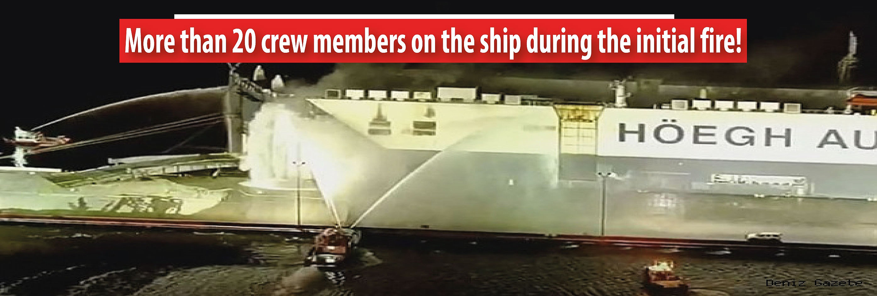 9 Firefighters Hospitalized in Florida After Ship Explosion!