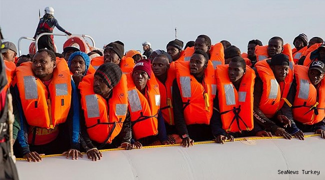 At least six migrants died, 93 rescued off Libya's coast