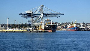 Auckland port keeps shore leave ban for overseas cargo ship crews
