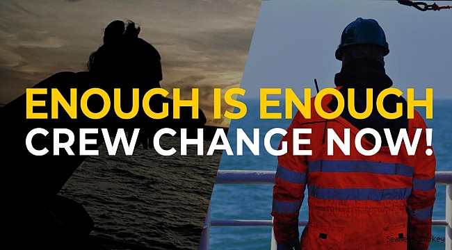 Enough is enough: World's seafarers exercising to leave ships amid Covid-19