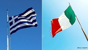 Greece and Italy sign 'historic' maritime borders accord!