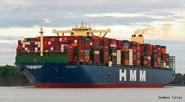 HMM's World's Biggest Box ship Completes Maiden Run!