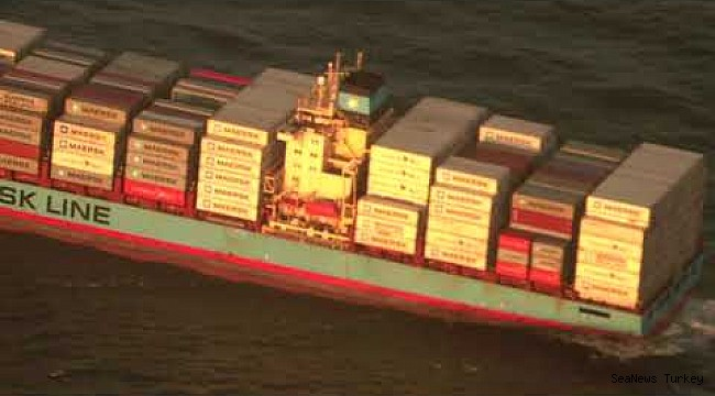 Maersk explosion caused by 'severe' turbocharger breakdown!
