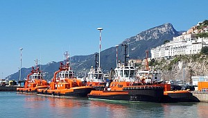Sanmar delivers another RAmparts 2400SX ASD to Rimorchiatori Salerno