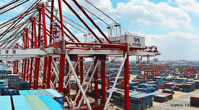 Tianjin Port's FICT strikes operational high with Navis N4
