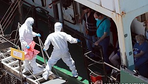 Another virus outbreak reported on Russian vessel