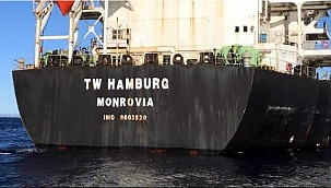 Australia bans bulk carrier TW Hamburg for wage exploitation!