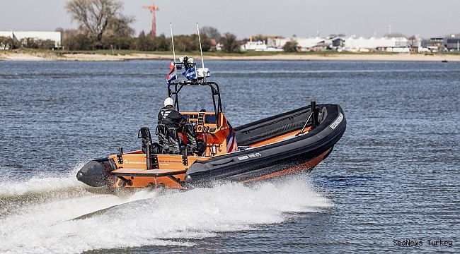 Damen delivers custom RHIB to Naarden Lifeboat Brigade!
