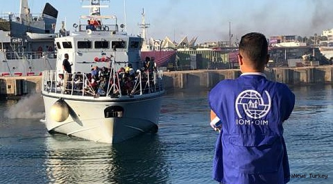 IOM Deplores Killing of Two Migrants Returned from Sea to Libya!