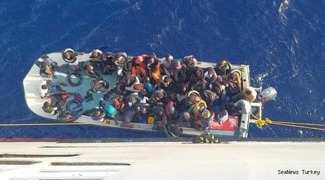 Italy, Malta reject 52 migrants stranded on animal cargo ship!