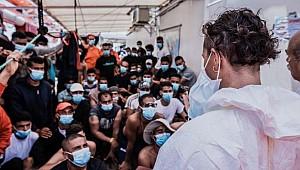 Italy migrant crisis!