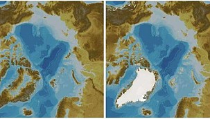 New depth map of the Arctic Ocean!