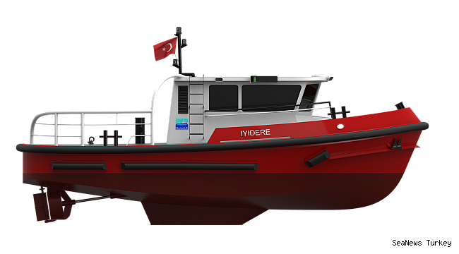 "Sanmar Adds ""IYIDERE"" to Its Portfolio as Targe Towing from UK have ordered!"