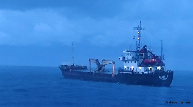Asleep at the Wheel: Cargo Ship Runs Aground in Philippines!