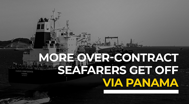 By refusing to work, more over-contract seafarers get off via Panama