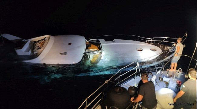 Greeks Save 96 Migrants From Sinking Yacht!