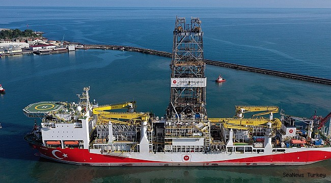 Turkey finds 320 bcm of natural gas in Black Sea, Erdoğan announces