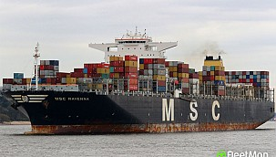 Violent murder on board of MSC mega container ship!