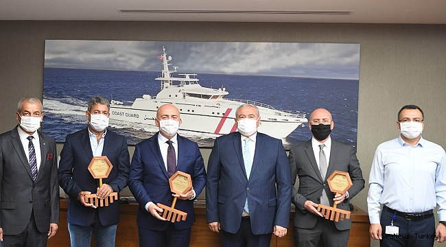 ARES Shipyard Has Been Awarded in Three Different Categories by ATSO