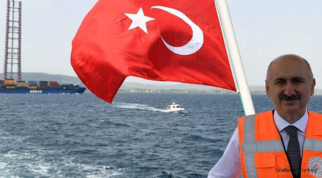 Digital transformation continues on Turkish flagged ships!