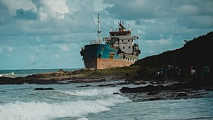 Grounded Freighter in Vizag May be Turned Into a Restaurant!