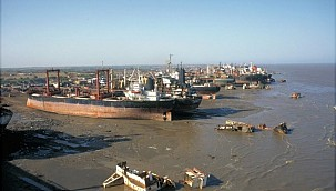 NGT cleared the road to 15 new ship recycling plots at Alang