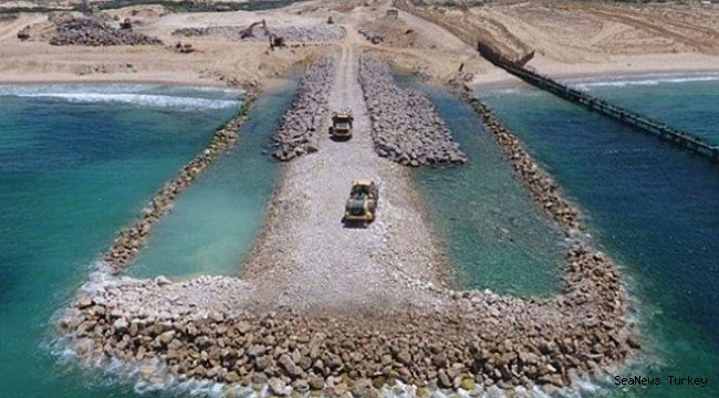 Construction Contract Signed for Iraq's New Deep-Water Port!