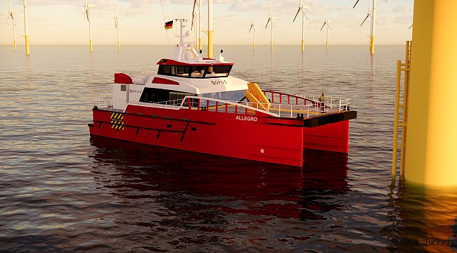 Damen signs contract with Opus Marine for FCS 2710!