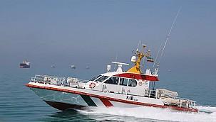 Iranian landing vessel capsizes in Strait of Hormuz, 7 missing