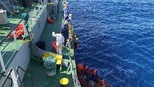Merchant Tanker Rescues 18 Fishermen Off Galapagos Islands