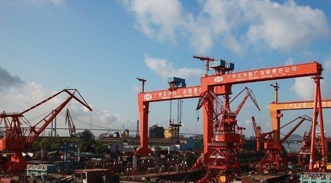 US adds 29 Chinese shipbuilding entities to sanctions list!
